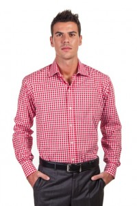 Hucklebury, Red Gingham