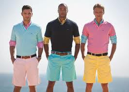pastel summer colors for men Summer Color Combinations for Men