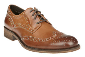 Wingtip Shoes with Brogue