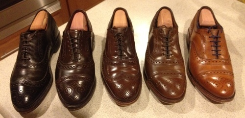 Shades-of-brown-shoes