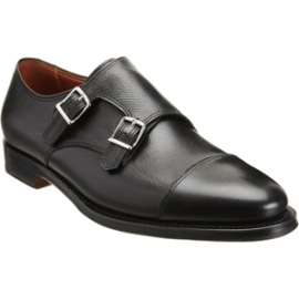Monk Straps on Dress Shoes For Men