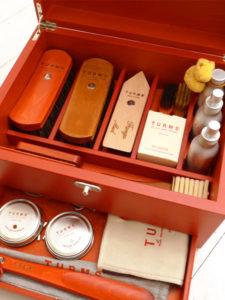 Turms shoe care kit