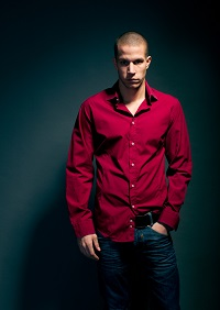 Evening Look - Jeans with Dress Shirt