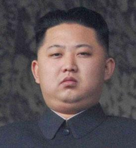 Kim Jong-Un Narrow Collar