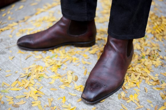 Chelsea Boots for Men - Art of Style