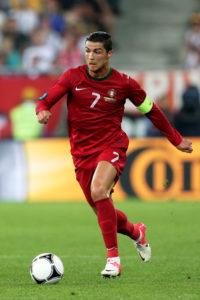 Cristiano-Ronaldo-on-the-Pitch