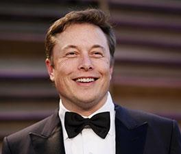 Elon Musk in a Tuxedo - Art of Style