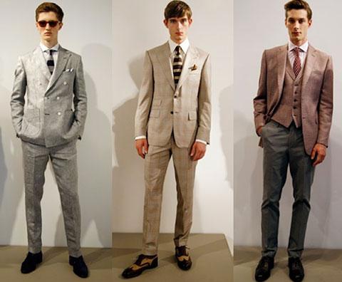 Add A Little Brown To Office Wear - Art of Style