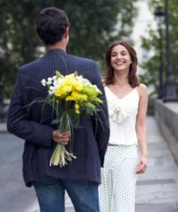Be Well mannered - Impress Woman on First Date Tip - Art of Style