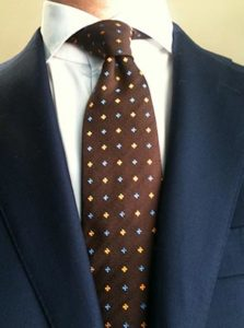 Fall/Winter Casual Tie Match - Art of Style