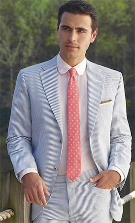 Spring/Summer Casual Tie Match Guide - Art of Style