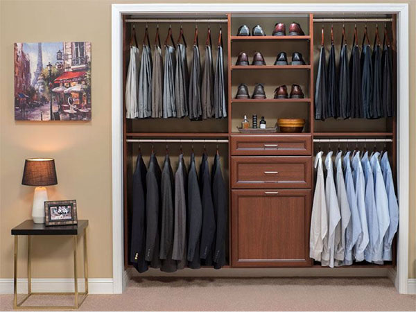 Organizing Your Closet - Art of Style