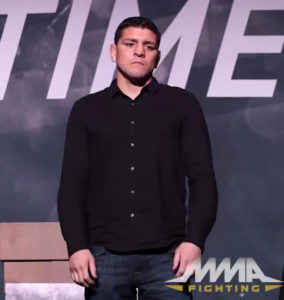 Nick Diaz - MMA/UFC Fighter - Fashionable in Black