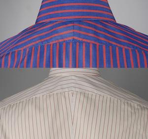 Split Yokes On Dress Shirts