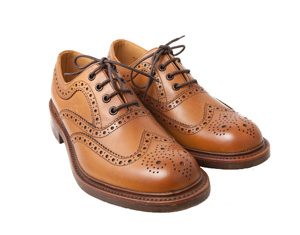 Brogue Dress Shoes for Men