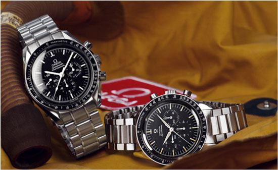 Luxury Watch Brands - Omega