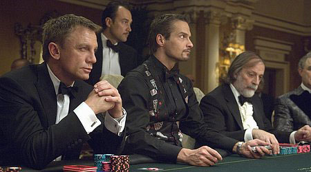 The Casino Royale Black Tie Getup