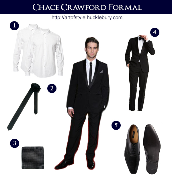 Chace Crawford Formal Style Lookbook - Art of Style
