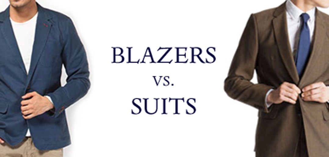 Blazers vs. Suits [Plus a $200 GIVEAWAY]