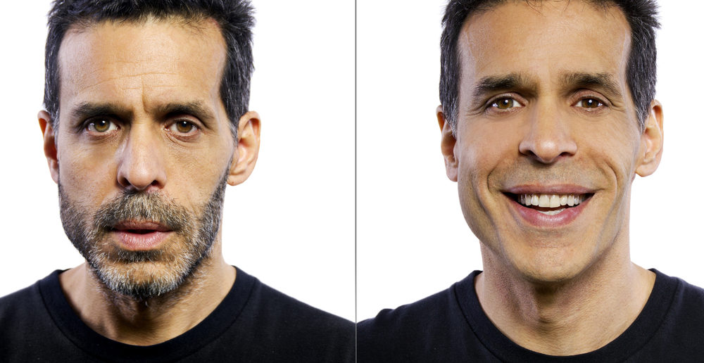 Before and After A Daily Shave - Art of Style